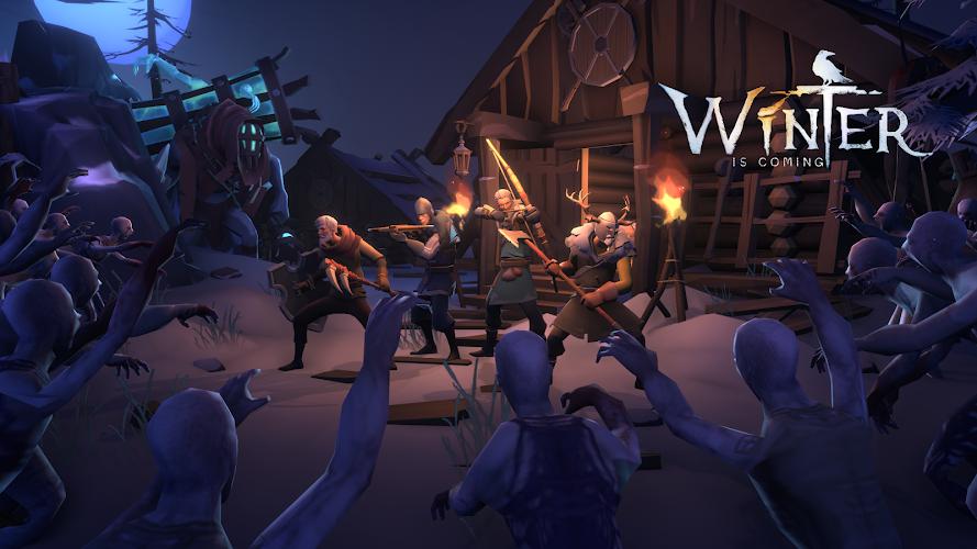 Winter Survival Screenshot 01