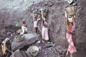 Image result for श्रम मंत्रालय ने खदानों में महिलाओं को रोजगार की अनुमति देने के लिए नियम अधिसूचित किए