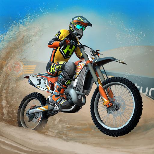 Mad Skills Motocross 3 V1.1.0 Mod Unlimited Money