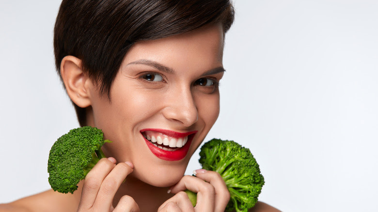 Foods that prevent wrinkles