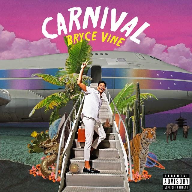 Bryce Vine - Carnival (Clean Album) [iTunes Plus AAC M4A]