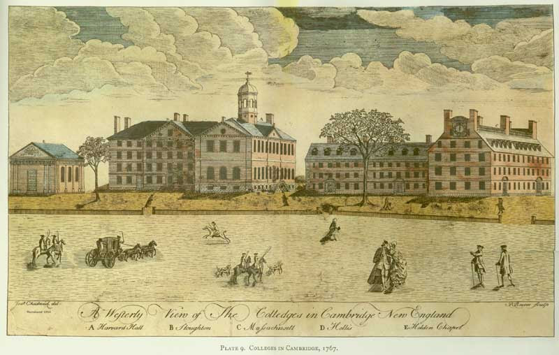 The Adams Brothers at Harvard College