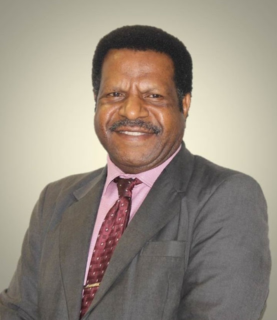 Education Secretary Dr. Uke Kombra