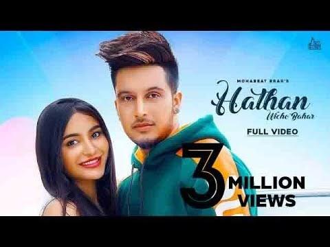 Mohabbat Brar | Hathan Wicho Bahar | Punjabi Songs lyrics Meaning