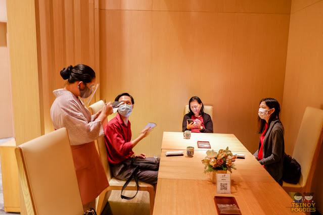 Yamazato Manila Private Room