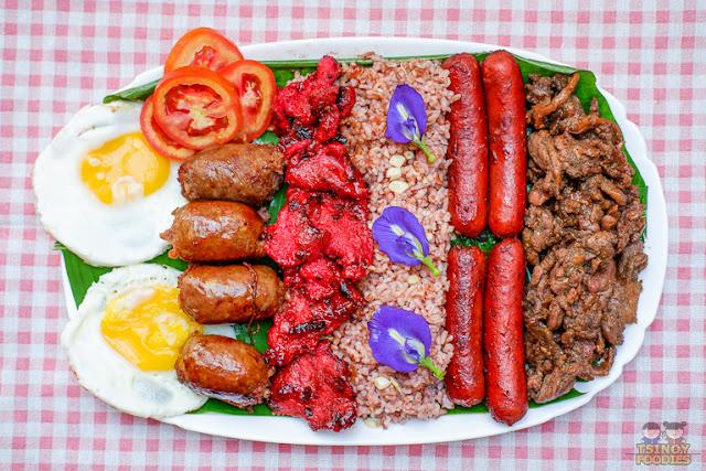 Primaduck Breakfast Platter