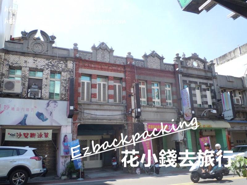 斗六太平老街交通
