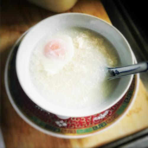 Chinese, recipe, Fermented Rice, Poached Egg, Soup, 酒釀蛋, Jiu Niang