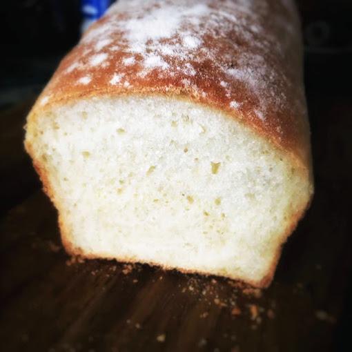 basic bread, recipe, white bread, french fold