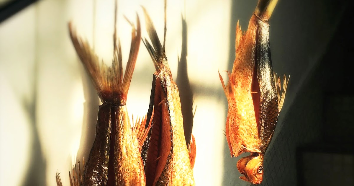 Chinese Winter Sun Dried Fish  臘鯪魚