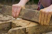 Brick mould