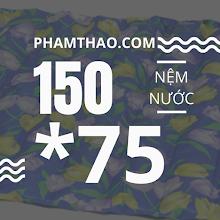 Nem nuoc Ngoc Thao 1m5x75cm