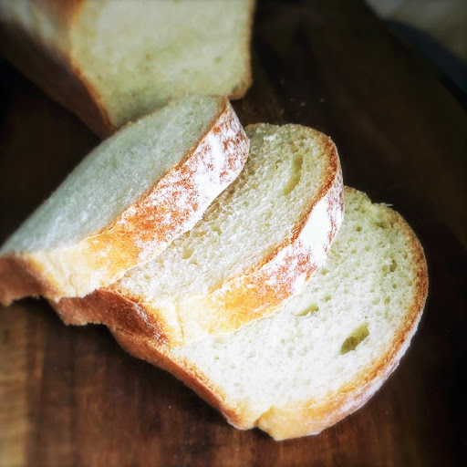 basic bread, recipe, white bread, french fold