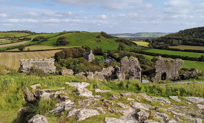 Dublin Day Trip: Rock of Dunamase