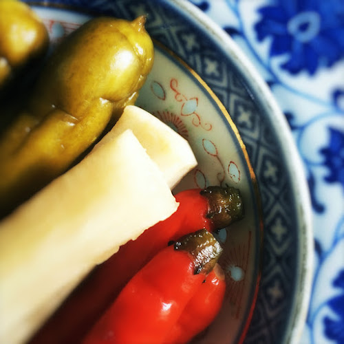 chinese,自製,泡菜,Pickled Vegetables,recipe,中式,how to make,