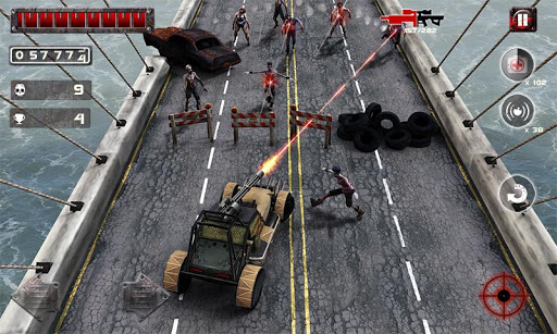 Zombie Squad Hack Full Tiền Cho Android