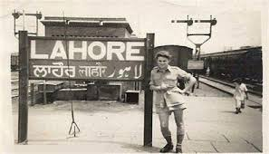Image result for lahore before 1947