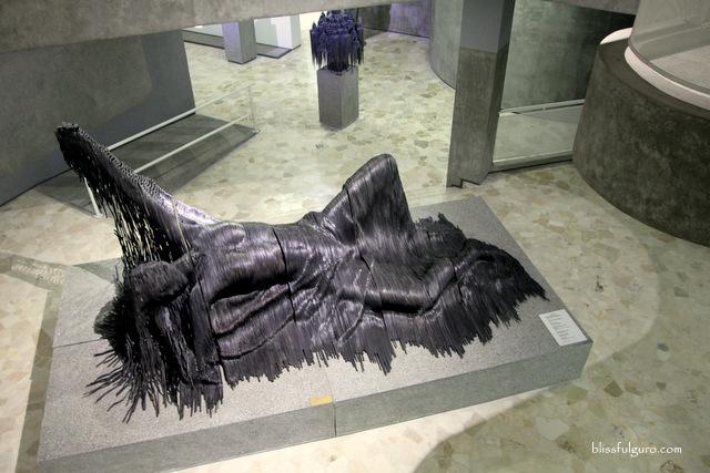 Nyoman Nuarta Sculpture