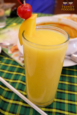 mango banana shake