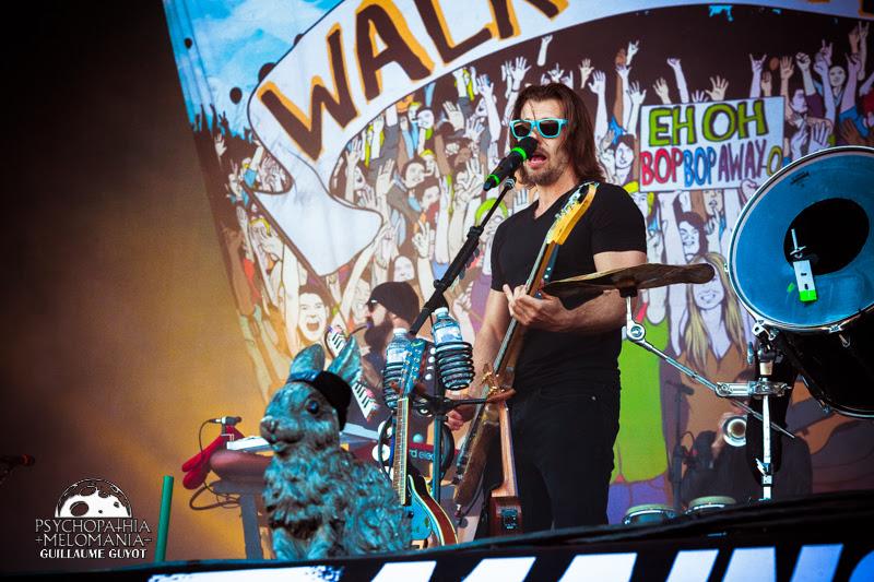 Walk Off The Earth @Main Square Festival 2016, Arras 02/07/2016