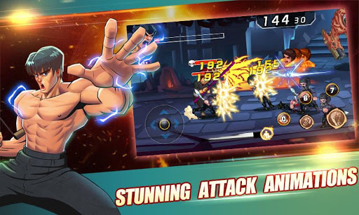 Fighting King 3 Kungfu Hack Full Tiền Vàng Cho Android