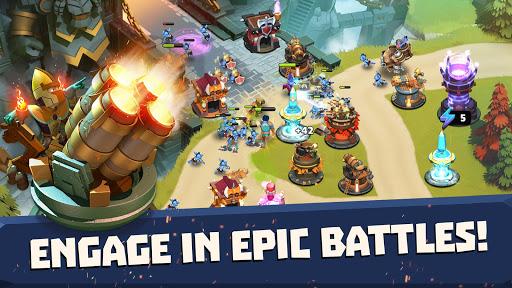 Game Castle Creeps TD Mod Full