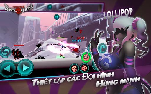Zombie Avengers Dreamsky Stickman War Z Hack Cho Android