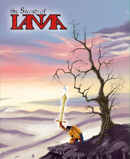 The Sword of IANNA (Cover Art)