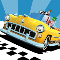 Crazy Taxi: City Rush v1.7.0 Apk + Data [MOD]