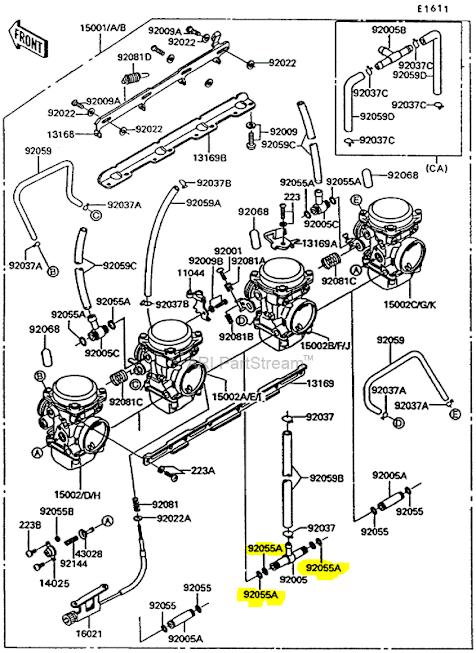 Tim's Motorcycle Diaries: Icy Days & Carburetors