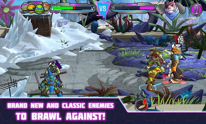 TMNT Portal Power v1.3.4 APK OBB