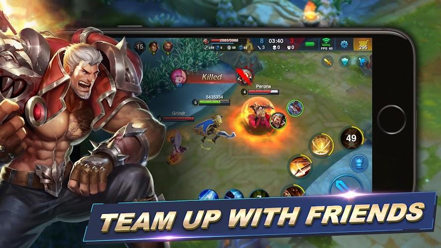 Heroes Arena Screenshot 05