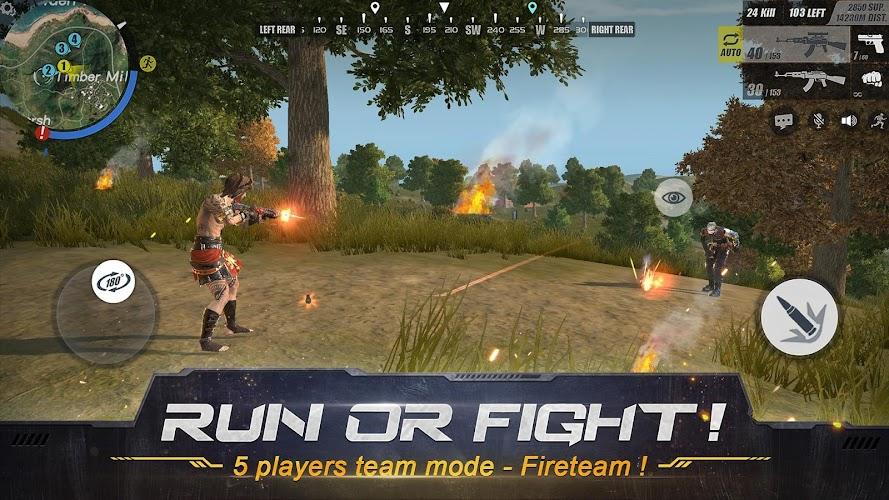 RULES OF SURVIVAL Screenshot 04