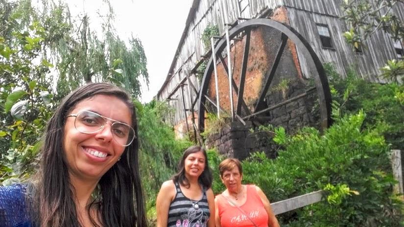 Moinho Cavichion - Tour Linha Bella em Gramado, RS