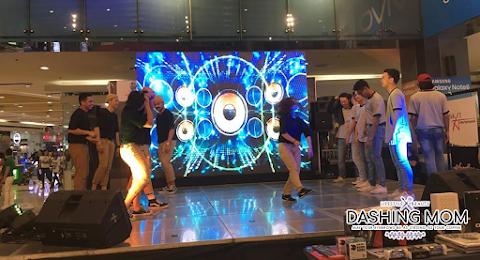 Urban Street Market Dance Showdown at SM City North EDSA