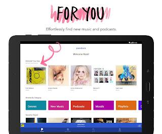 Pandora Mod Premium Apk Streaming Music, Radio | Pandora Apk