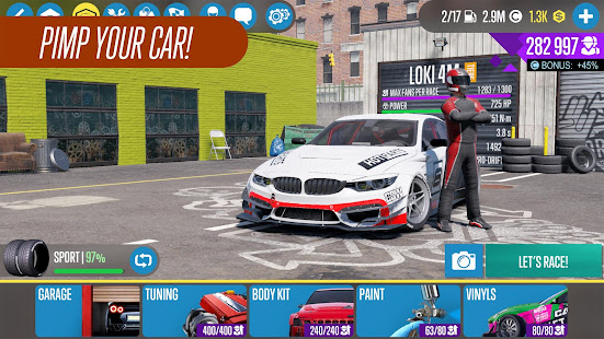 CarX Drift Racing 2 v1.6.2 (MOD, Unlimited Money) Download APK For Android