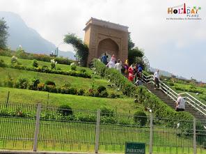 Chashme-Shahi entrance