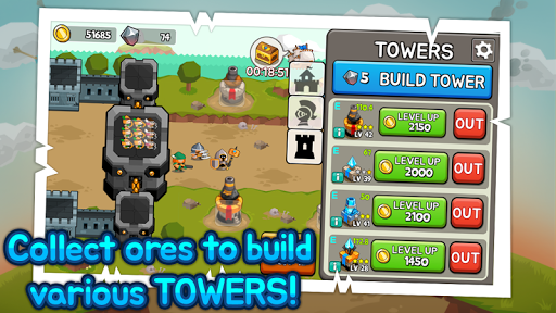 Grow Tower Castle Hack Cho Android