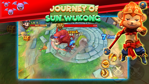 Journey Of Sun Wukong Hack Cho Android