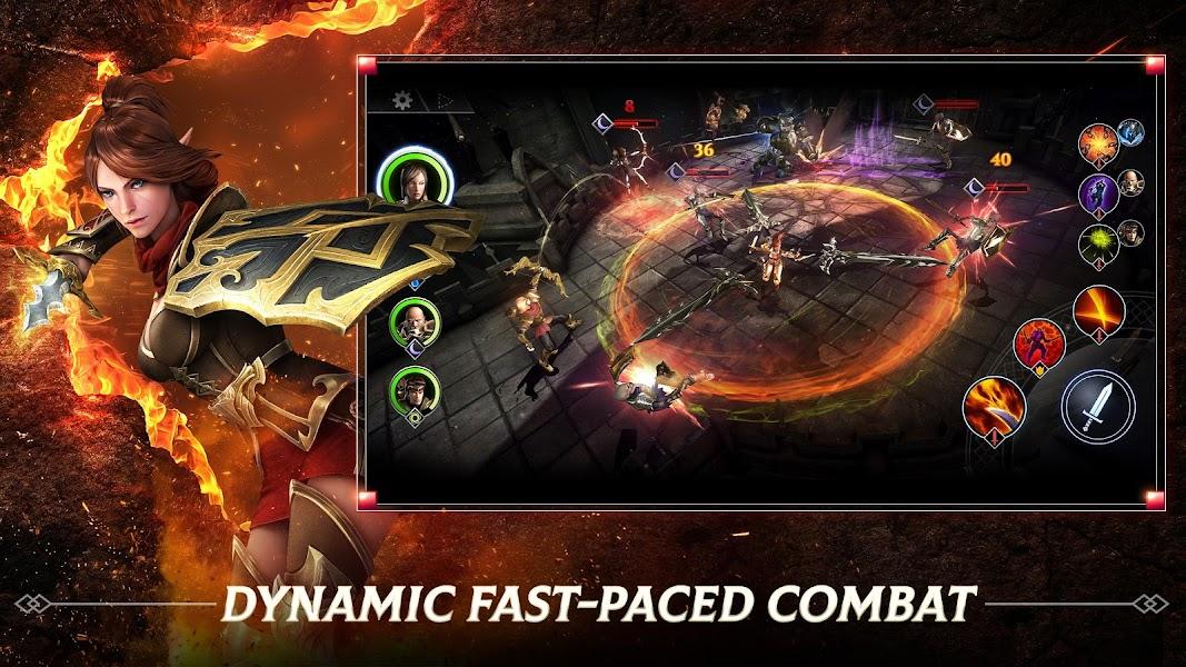 Lineage II: Dark Legacy Screenshot 03