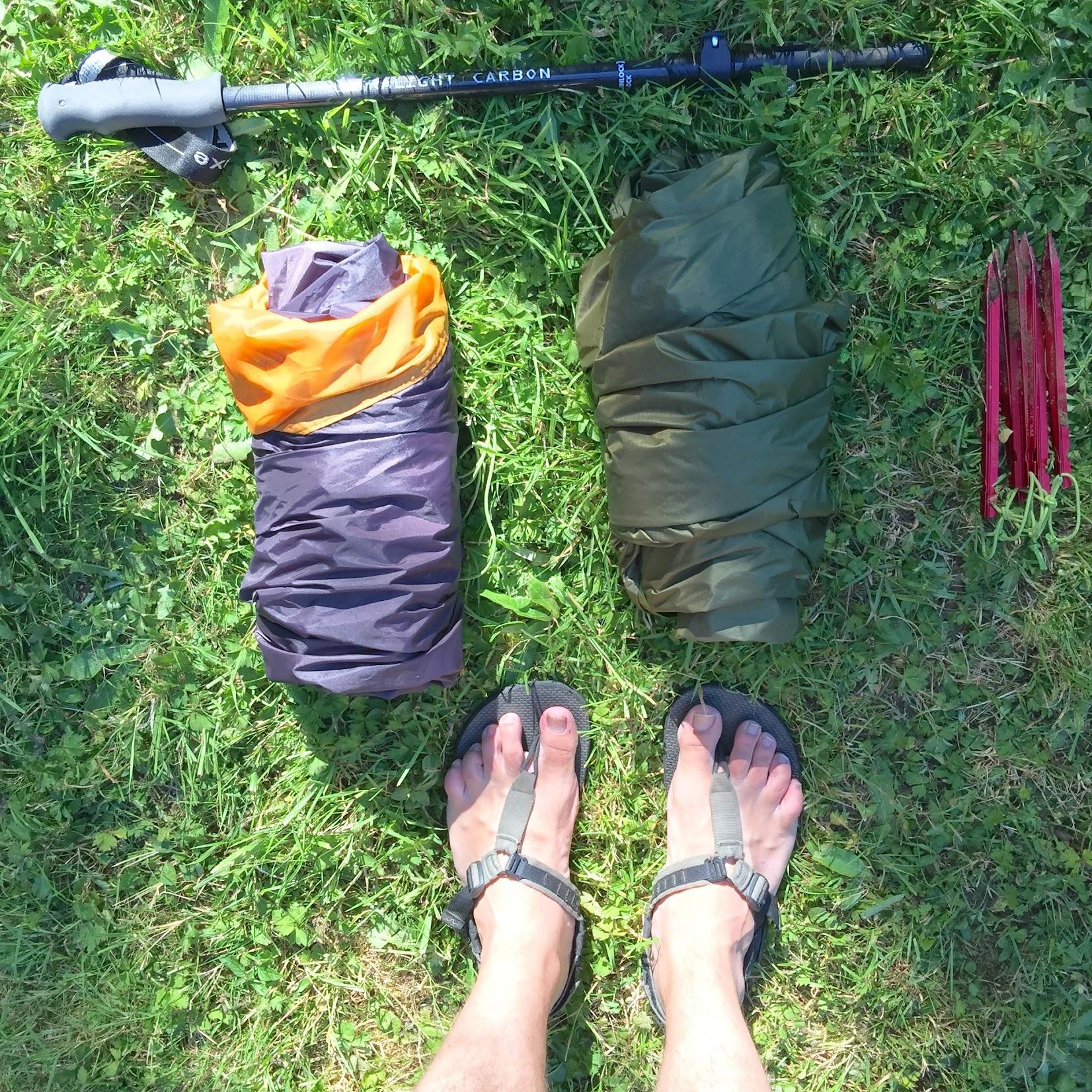 Hexpeak Teepee Tent System