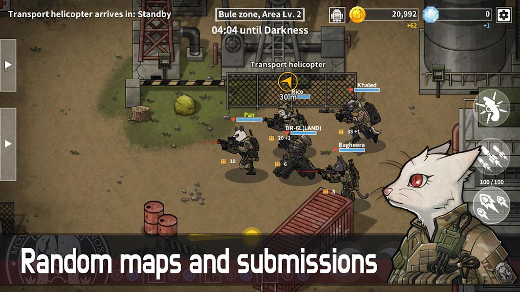BAD 2 BAD: EXTINCTION Screenshot 03