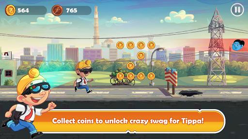 Oye Tippa Run Mod Full Tiền Vàng Cho Android