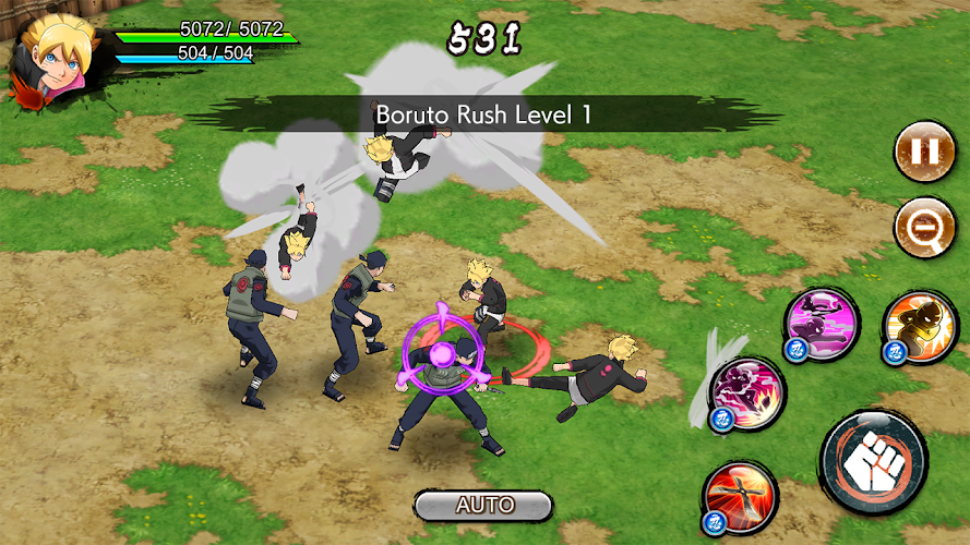 NARUTO X BORUTO NINJA VOLTAGE Screenshot 04