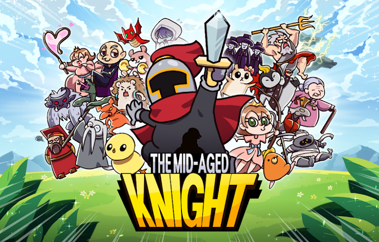 Mr.Kim, Idle Knight Screenshot 01