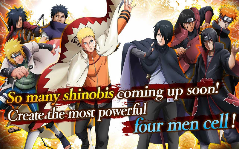 NARUTO X BORUTO NINJA VOLTAGE Screenshot 01