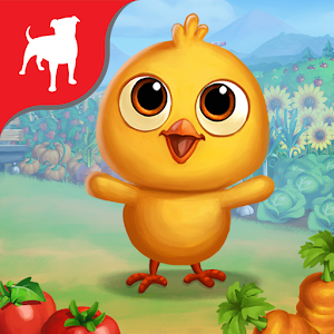 FarmVille 2 Country Escape Mod APK Unlimited Keys For Android Logo