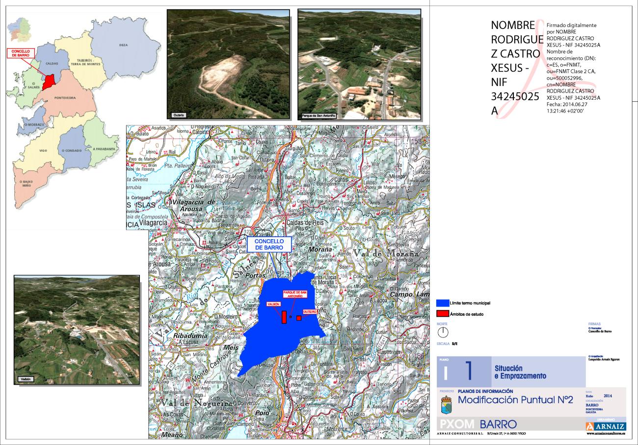 Cuatro concellos arousanos tratan de aprobar sus planes urbanísticos
