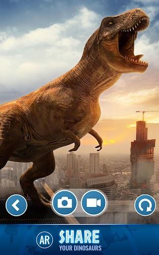 Jurassic World Alive Screenshot 01